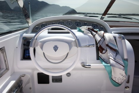 """... Frida Giannini, said, """"Over the decades the iconic Riva boat has become ..."""